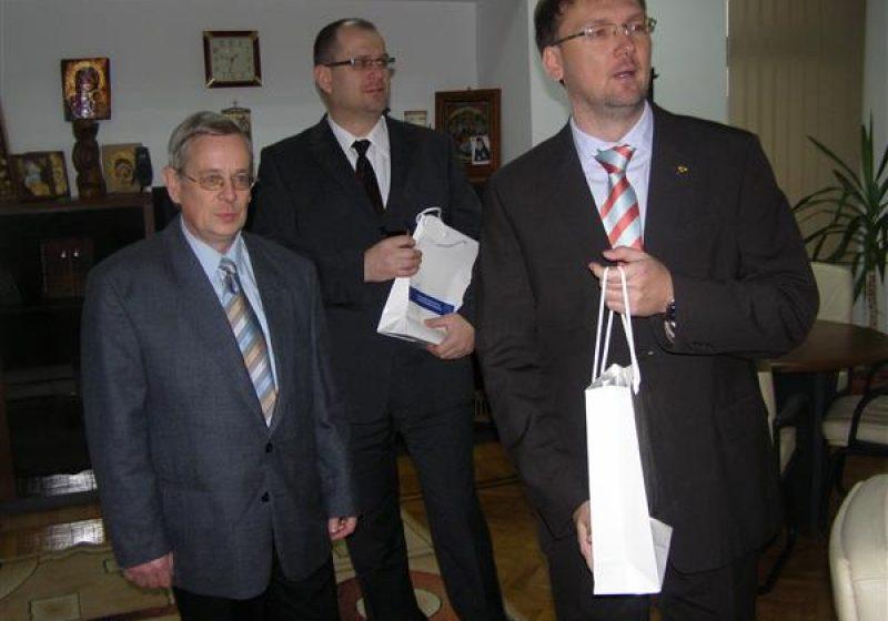Maramureş: Nemţii din Saxony-Anhalt sunt interesaţi de oportunităţile turistice din Maramureş