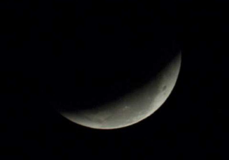 Eclipsă totală de Lună, astăzi, vizibilă şi din România