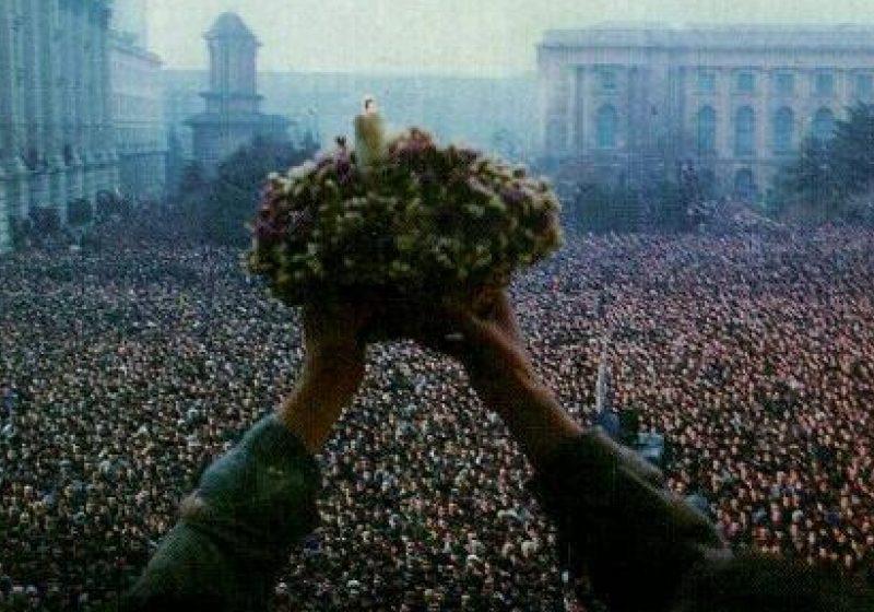 SIGHET: Sighetenii au cinstiti astăzi memoria Eroilor Revoluţiei din Decembrie 1989
