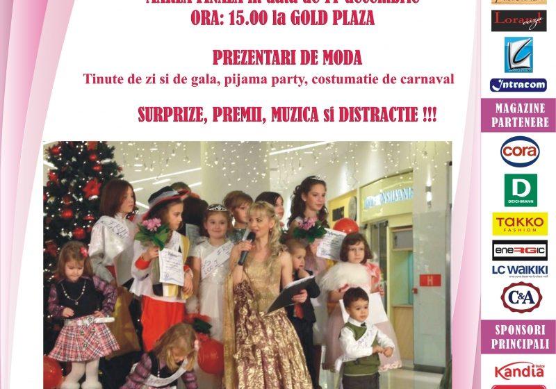 Baia Mare: Gala frumuseţii pentru copii 2011
