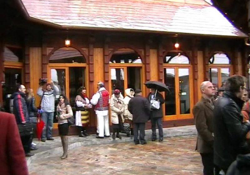 Baia Mare: Zece ateliere meşteşugăreşti şi o sală expoziţională au fost inaugurate astăzi la Bastionul Măcelarilor