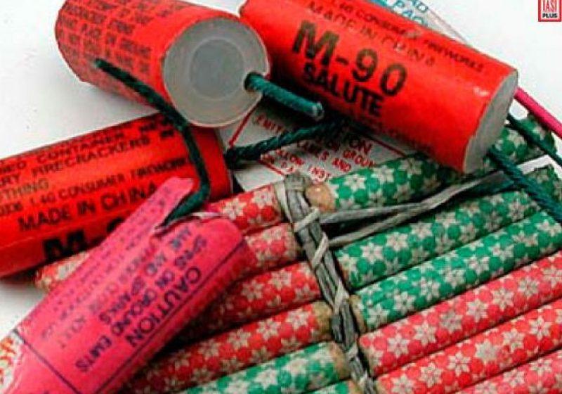 Acţiuni de prevenire a comerţului ilicit de materiale pirotehnice neautorizate