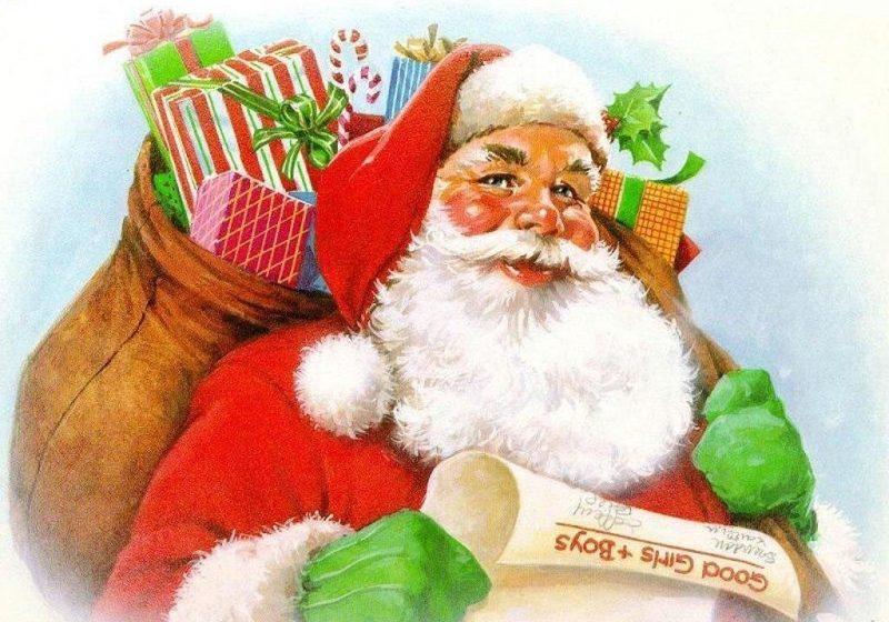 SIGHET: Moş Crăciun a împărţit azi daruri copiilor jandarmilor sigheteni