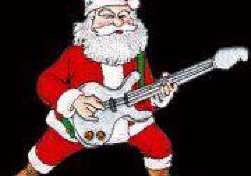 """""""Moş Crăciun e rocker"""" vine şi la Sighet"""