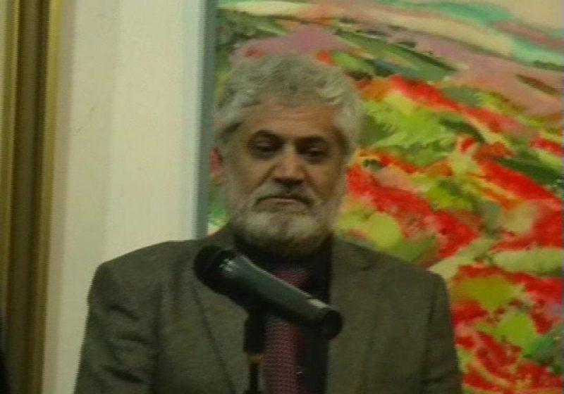 Baia Mare: În seara lui Moş Nicolae, fostul preşedinte al UAP Baia Mare i-a cadorist pe iubitorii de artă cu o expoziţie de pictură