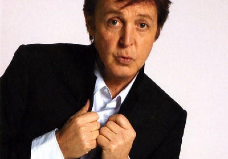 Paul McCartney va lansa un nou album în februarie