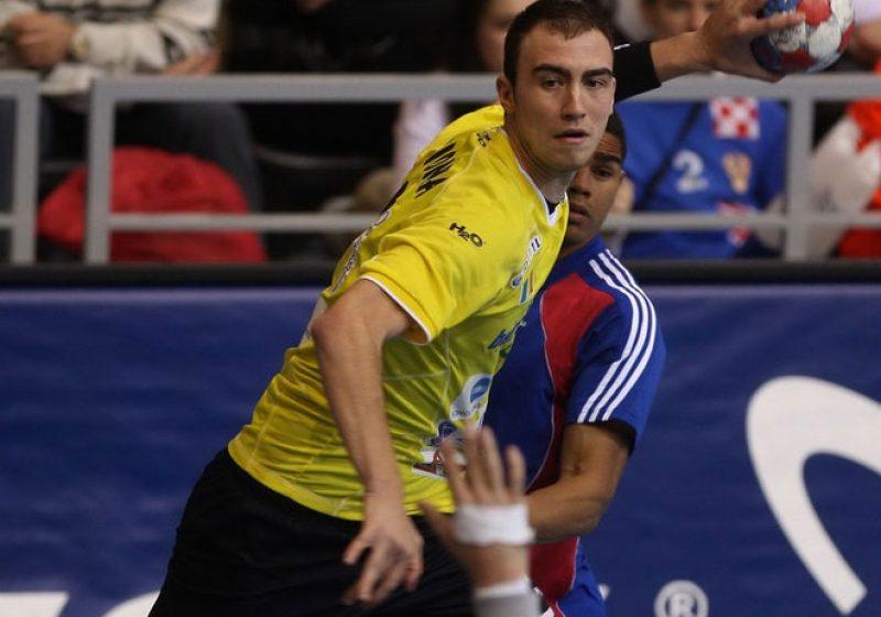 România a învins Serbia, scor 25-24, într-un meci amical