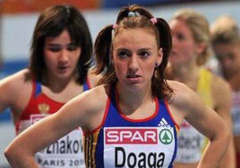 Atletism: Românca Ioana Doagă, vicecampioană europeană de cros la junioare