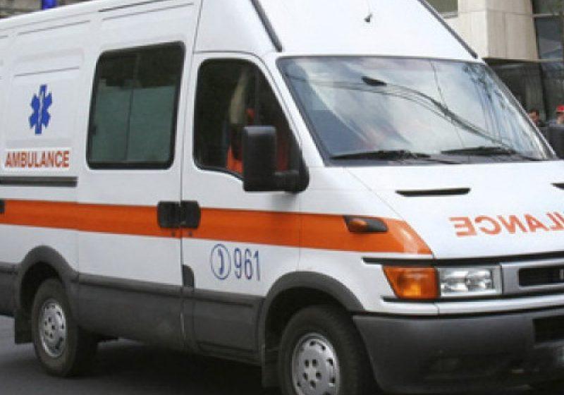 S-a urcat băut la volan şi a provocat un accident  în Vişeu de Sus intrând cu maşina pe contrasens