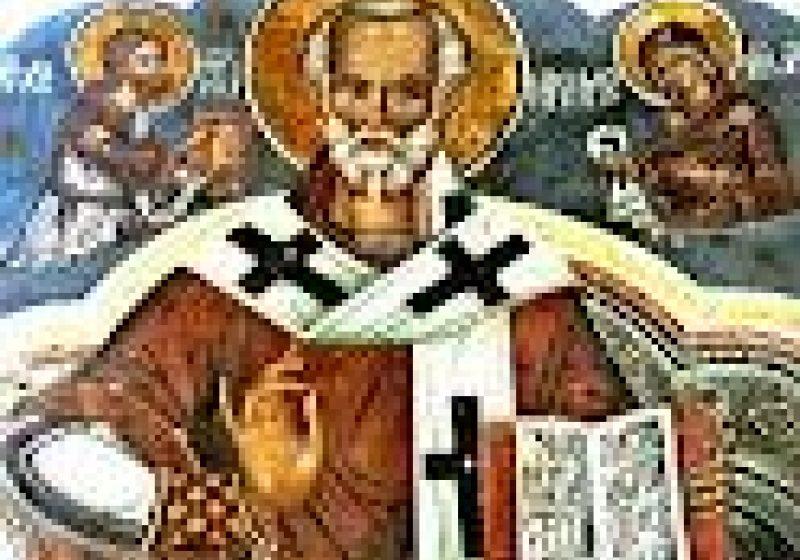 Sfântul Ierarh Nicolae, pomenit de credincioşii creştini ortodocşi şi catolici