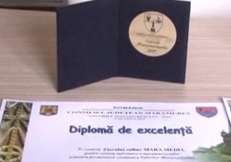 SIGHET: TV Sighet, Sighet FM si site-ul online de stiri Maramedia.ro, premiate la Gala Valorilor Maramureşene