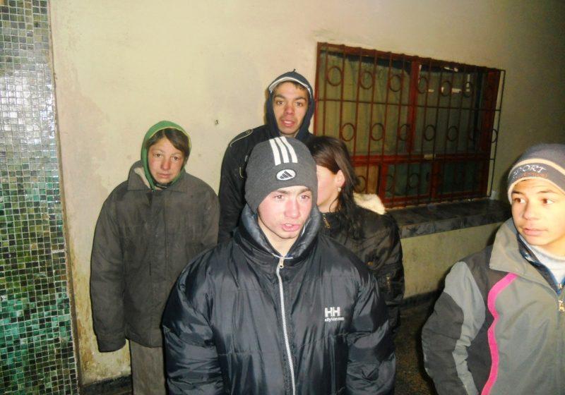 Baia Mare: 25 de persoane au fost adăpostite de ger, noaptea trecută, la Azilul de Noapte