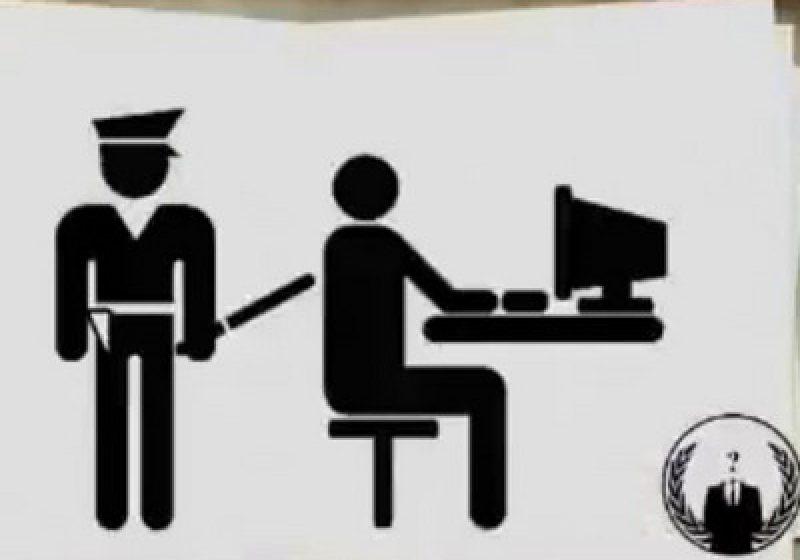 Anonymous avertizează românii: ACTA este primul pas către dictatura pe Internet