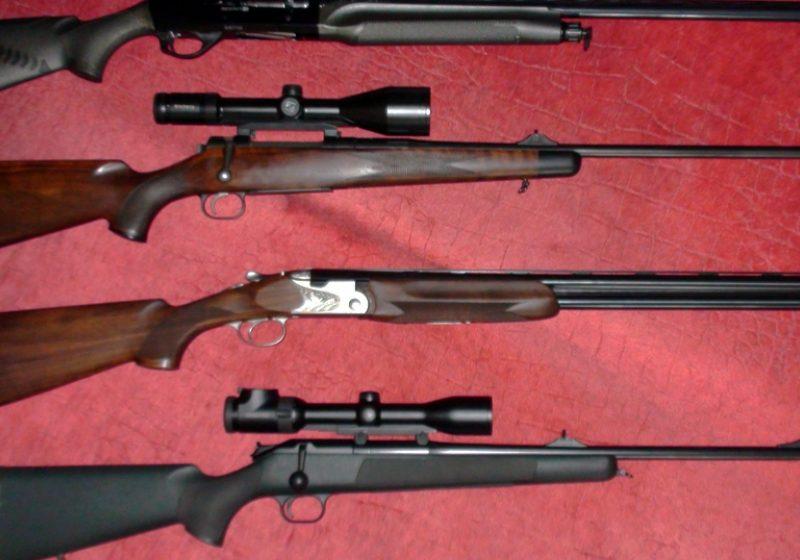 Infracţiune la regimul armelor şi muniţiilor înregistrată pe raza comunei Suciu de Sus