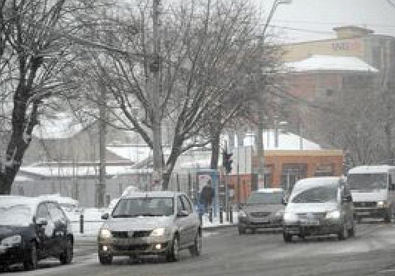 ANM: Avertizare de ninsori şi viscol în toată ţara până duminică la ora 18:00