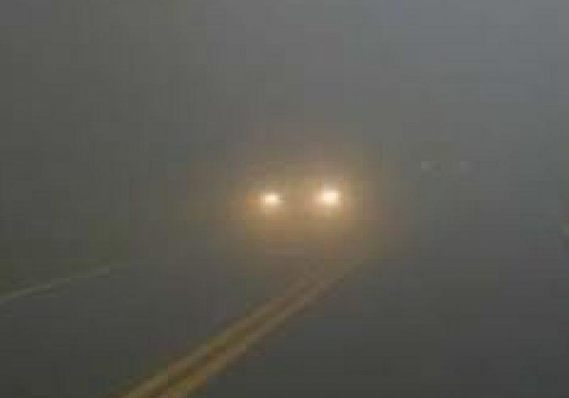 Este semnalată ceaţă în Baia Mare şi zonele limitrofe