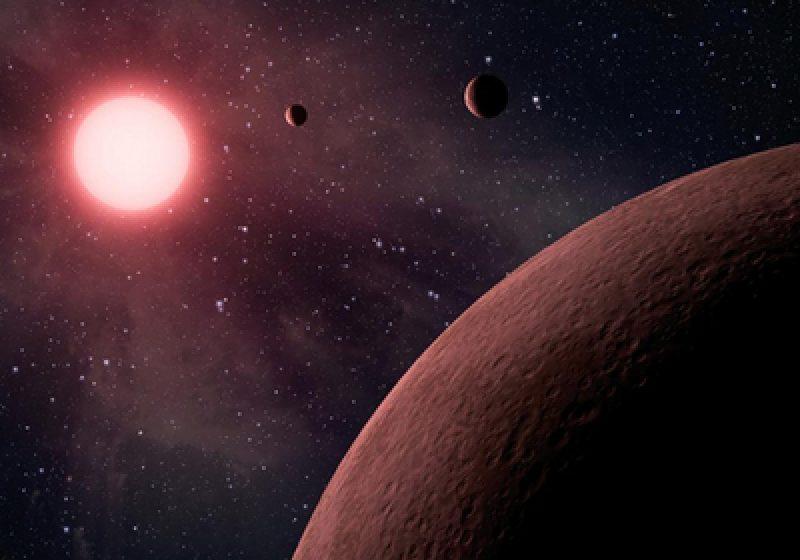 Cele mai mici exoplanete descoperite până acum: Una dintre ele este de mărimea lui Marte