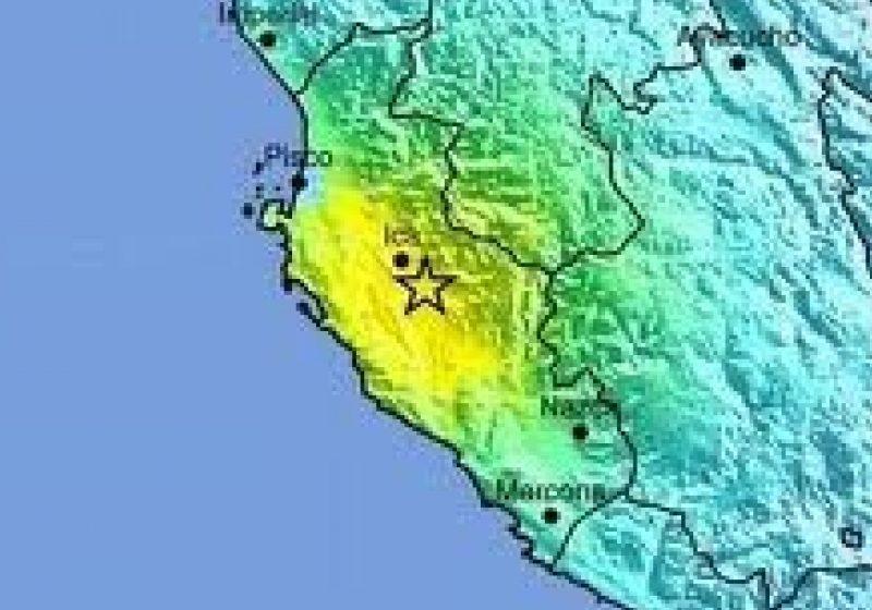 Cutremur puternic în Peru