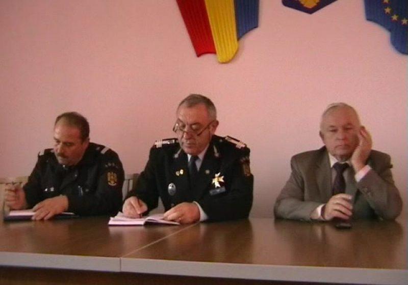 Baia Mare: Primarii indiferenţi faţă de metodele de prevenire a situaţiilor de urgenţă, certaţi de şeful I.S.U. Maramureş