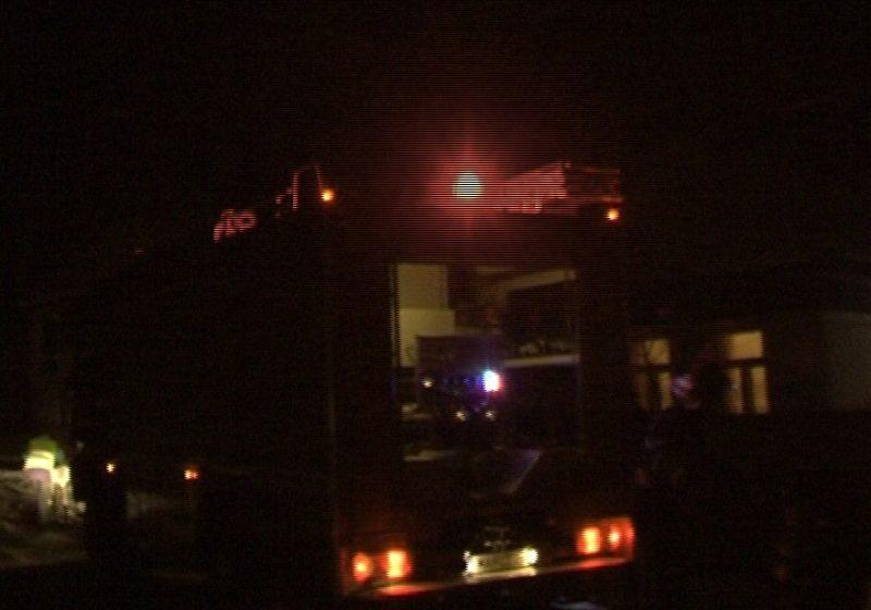 SIGHET Incendiu la un coş de fum de pe strada Tisei