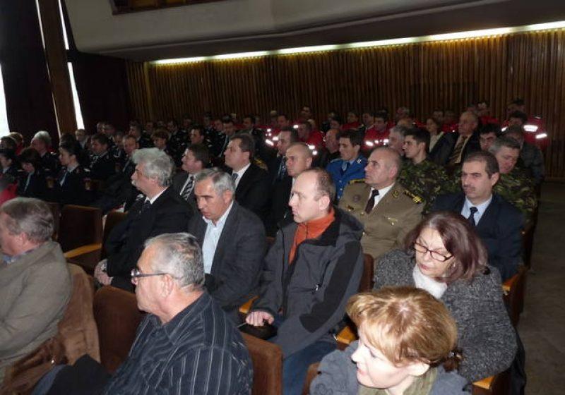 Baia Mare: Inspectoratul pentru Situaţii de Urgenţă Maramureş, la ora bilanţului