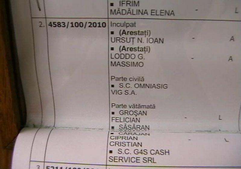 Baia Mare: PROCES JAF GUTÂI – Loddo Massimo rămâne în arest. Procesul bate pasul pe loc din cauza birocraţiei