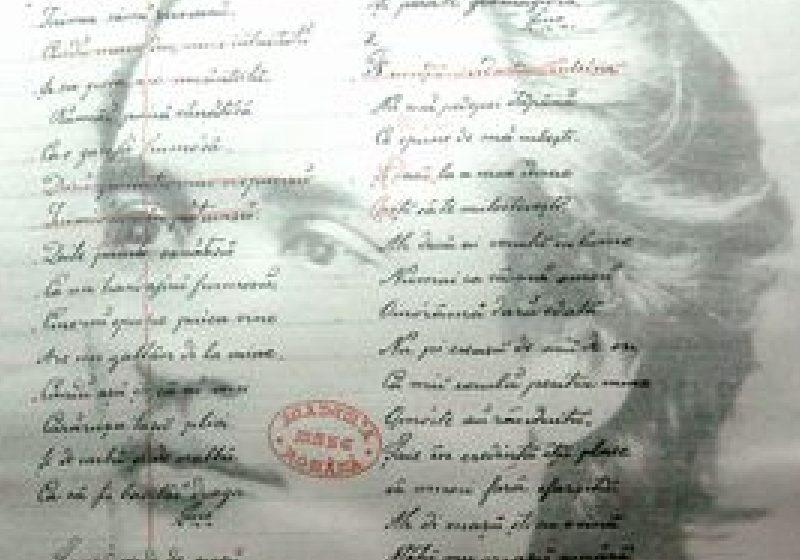 162 de ani de la naşterea poetului Mihai Eminescu