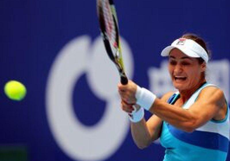 Tenis: Turneul de la Auckland – Monica Niculescu, în optimile de finală