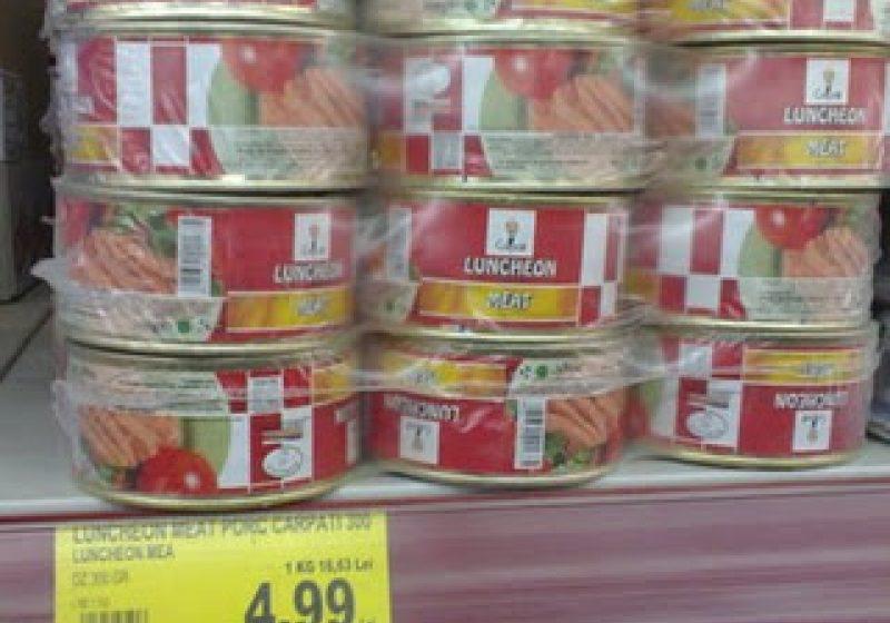 Vişeu de Sus: Comerciant amendat că nu a afişat preţurile produselor