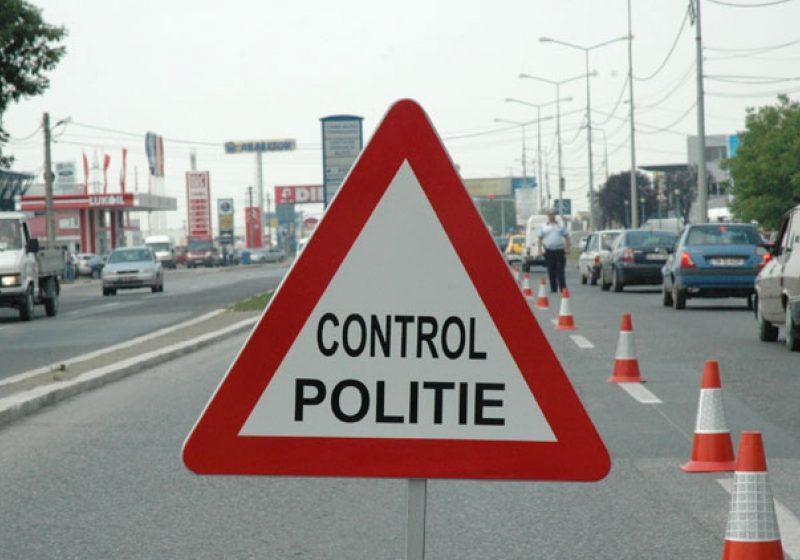 Acţiuni efectuate de către poliţişti pentru prevenirea accidentelor rutiere