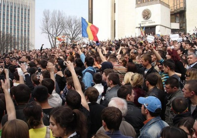 Treisprezece persoane implicate în organizarea protestului din Capitală, identificate, riscă amenzi