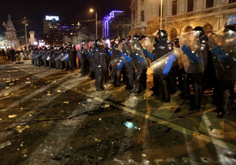 Presa internaţională: Protestele din România nu dau nici un semn că s-ar încheia