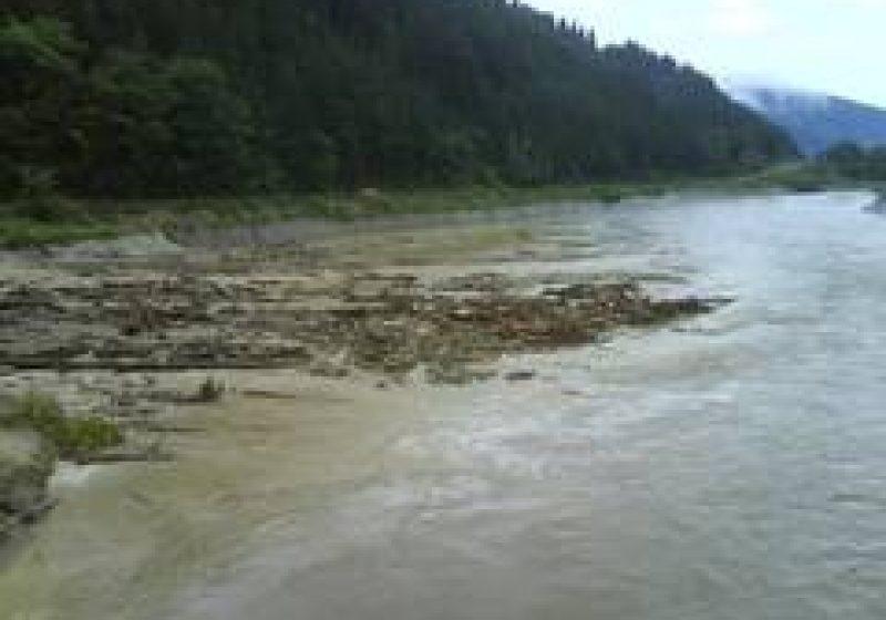 SIGHET: Râul Iza a fost sfinţit astăzi de Bobotează