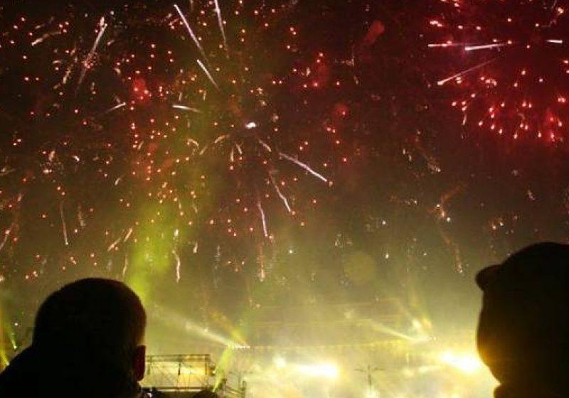 SIGHET: Distracţie până dimineaţa la Revelionul ucrainean organizat la Sighet