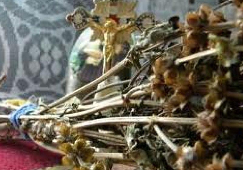 Sighetu Marmaţiei: Sfinţirea caselor