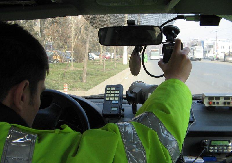 Sighetu Marmaţiei: Acţiuni efectuate de către poliţişti pentru supravegherea traficului rutier