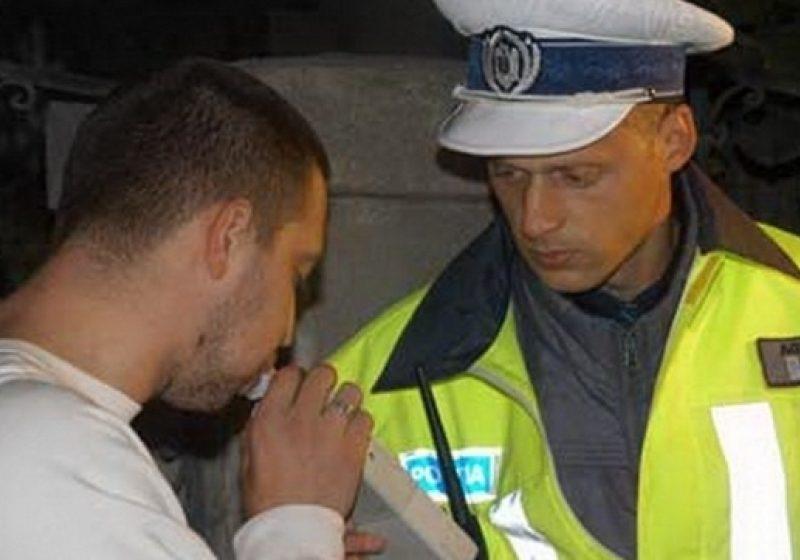 Trei infracţiuni la regimul circulaţiei intr-o singură zi