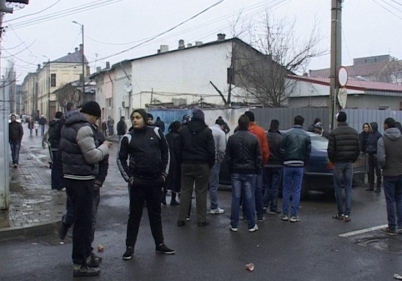 Baia Mare: Un tânăr din Săcel a mers în Baia Mare să tulbure ordinea publică