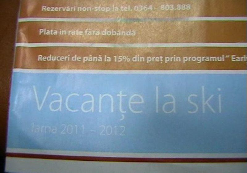 Baia Mare: Hotelierii vor scădea preţurile pachetelor turistice abia după sărbătorile de iarnă de rit vechi