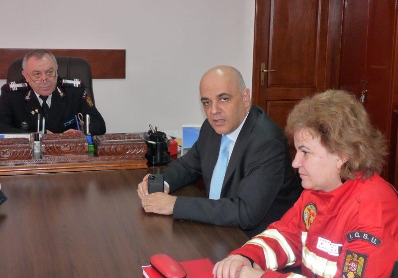 Baia Mare: De mâine, S.M.U.R.D. Maramureş va avea un nou asistent coordonator