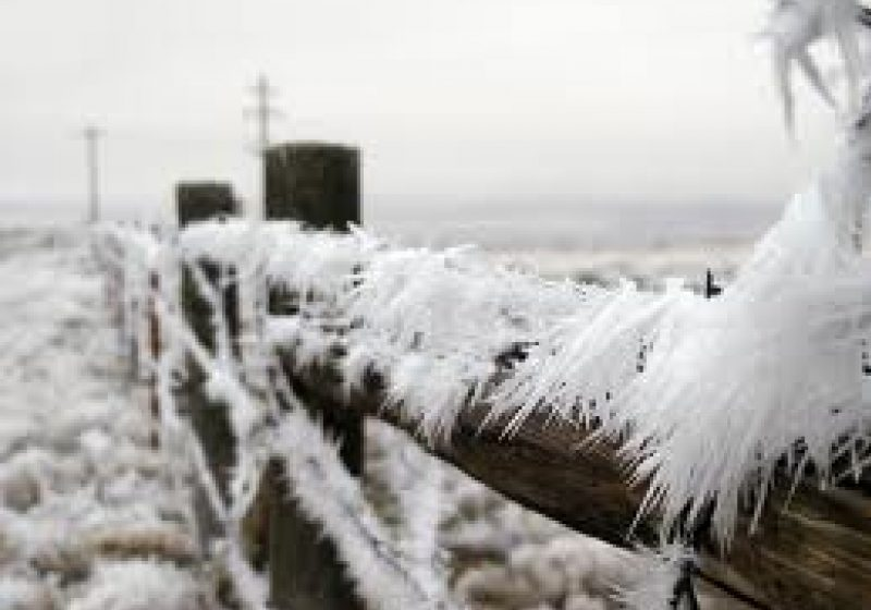 Maramureş: În zonele depresionare s-au înregistrat azi-noapte temperaturi extreme negative