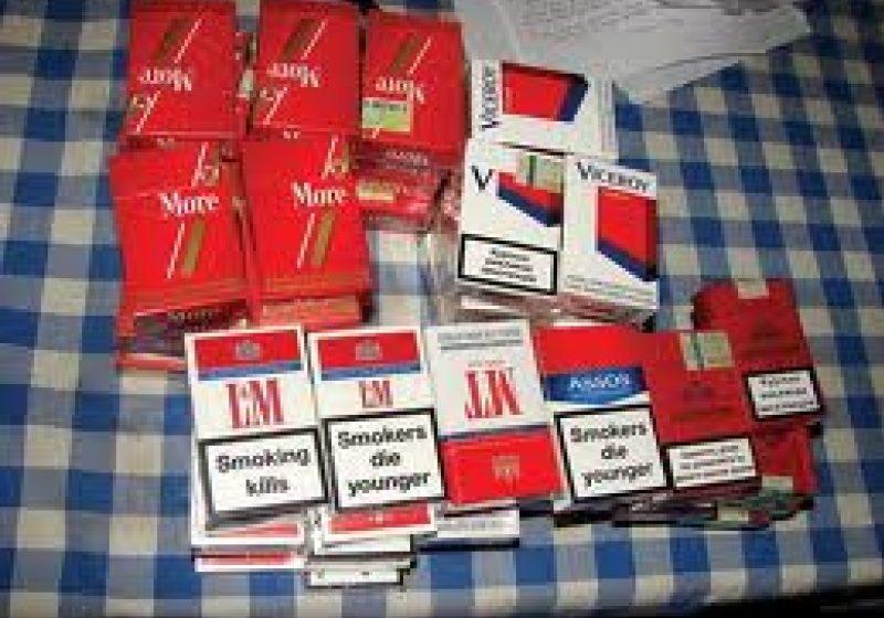 SIGHET: Au pitit peste 400 de pachete de ţigări într-o geantă şi au încercat să treacă graniţa spre Sighetu Marmaţiei