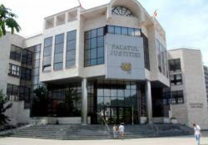VIDEO   Un plic suspect a dat peste cap activitatea la Palatul Justiției