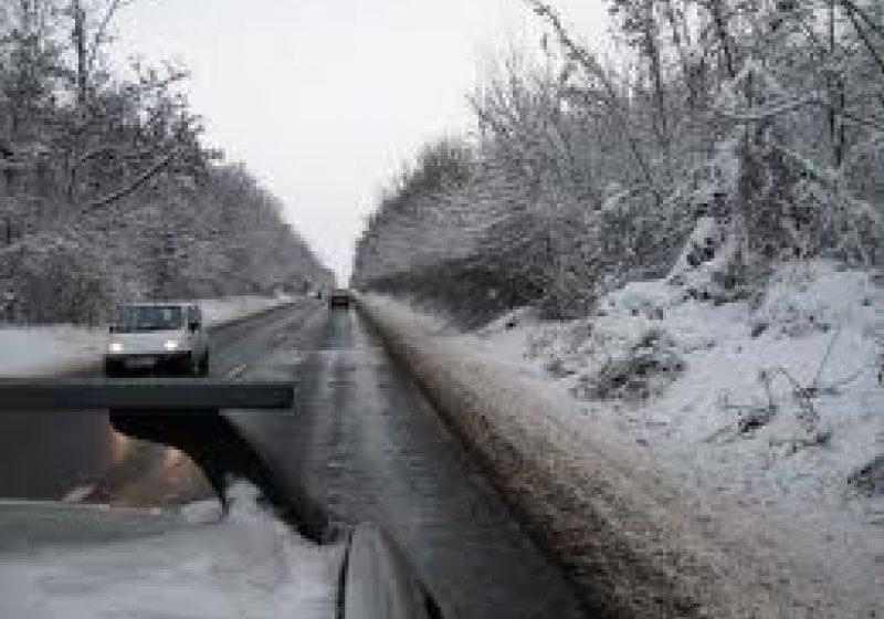 Maramureş: Vremea se va menţine şi astăzi deosebit de rece