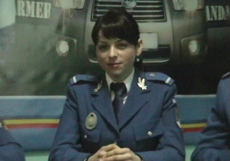 Baia Mare: Codruţa Ioana Tomoioagă este noul purtător de cuvânt al Inspectoratului de Jandarmi Judeţean Maramureş