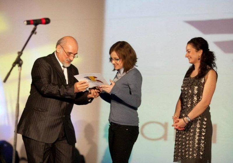 """Premiul """"Cel mai activ tânăr liberal în administraţia locală"""" i-a revenit viceprimarului Ovidiu Nemeş"""