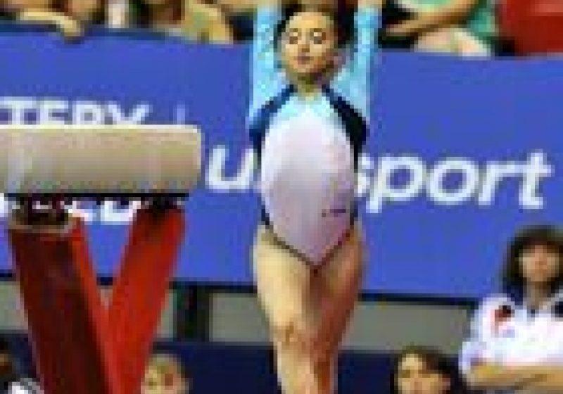 Gimnastică artistică: Larisa Iordache, locul 3 la American Cup