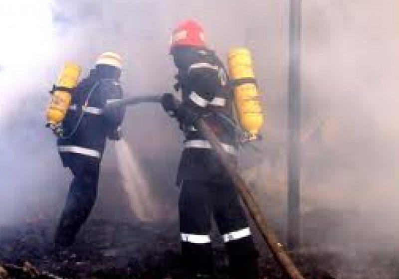 Baia Mare: Incendiu la un magazin din Baia Mare. Pagubele nu au fost însemnate