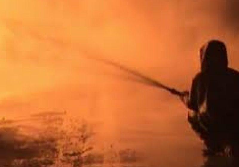 SIGHET: Incendiu la căminul de bătrâni