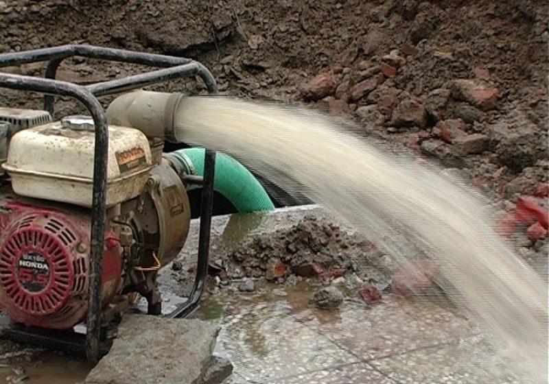 Baia Mare: O conductă spartă i-a lăsat azi-noapte pe mai mulţi băimăreni fără apă